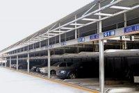 Многоуровневые автомобильные парковки для стоянок, гаражей ит.д.