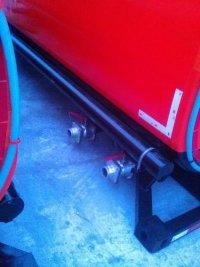 Емкость для временного хранения и перевозки светлых нефтепродуктов