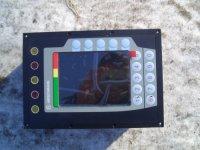 Компьютер оператора автокрана(цветной)