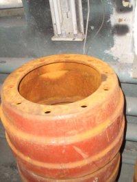 Тормозной барабан (задний)