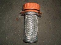 Фильтр (Крышка) гидравлического бака