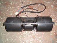 Мотор отопителя кабины крановщика