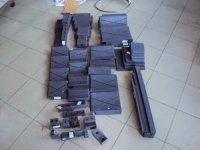 Комплект направляющих на стрелу автокрана XCMG QY25K